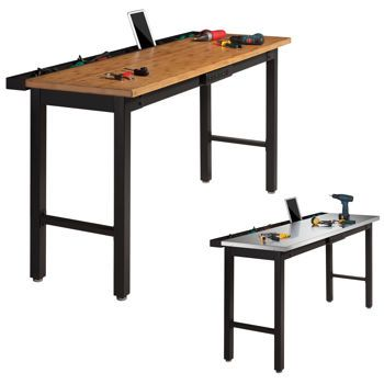 COSTCO    6 Or 8 Ft Long    Bamboo Or Stainless Steal Surface    NewAge  Workbench