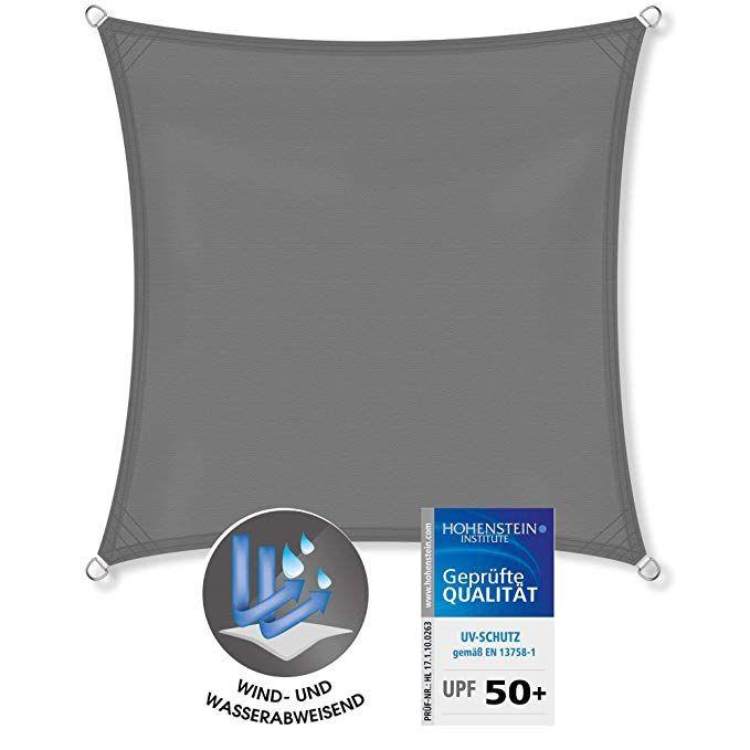 CelinaSun Sonnensegel UPF 50+ geprüfter UVSchutz PES