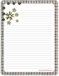 image result for pretty stationery templates projects to try