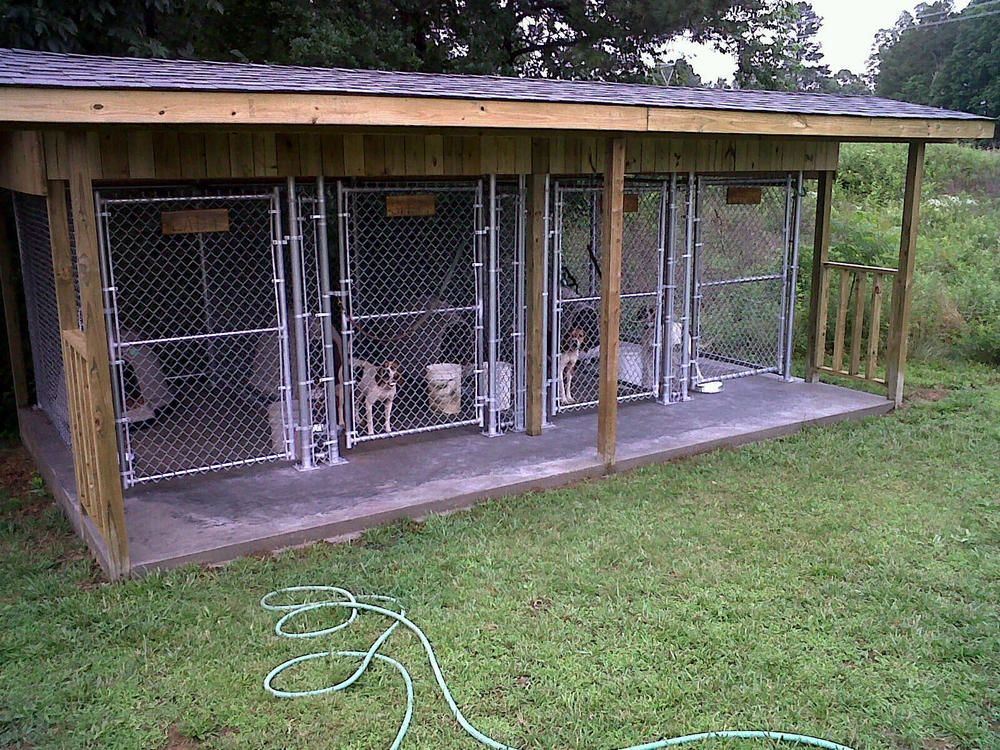 Dog kennel ideas google search pet related pinterest for Breeding kennel designs