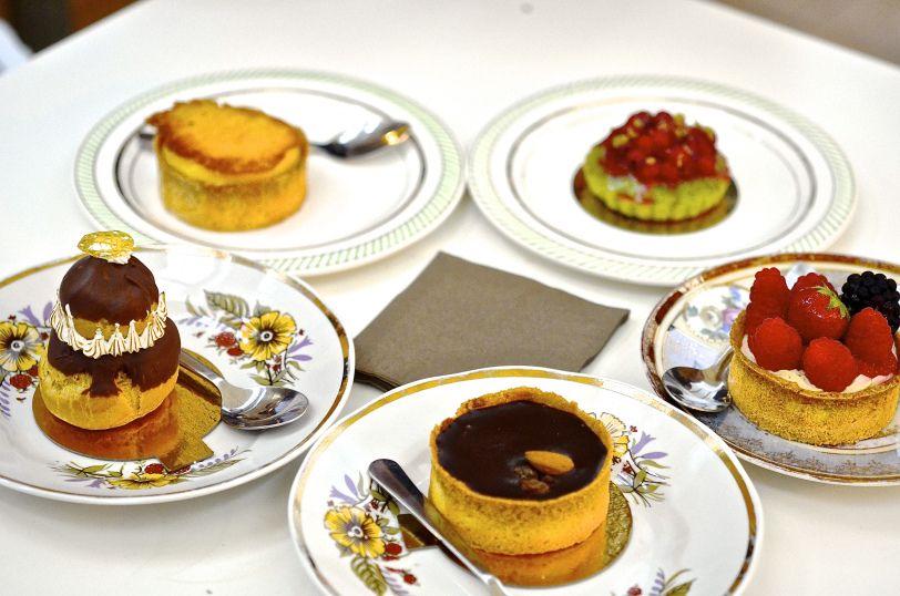 Helmut Newcake - gluten free bakery in Paris