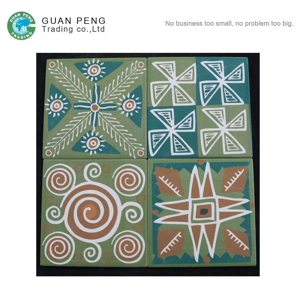 Different Flower Pattern Porcelain Tiles Floor In India Price Tile