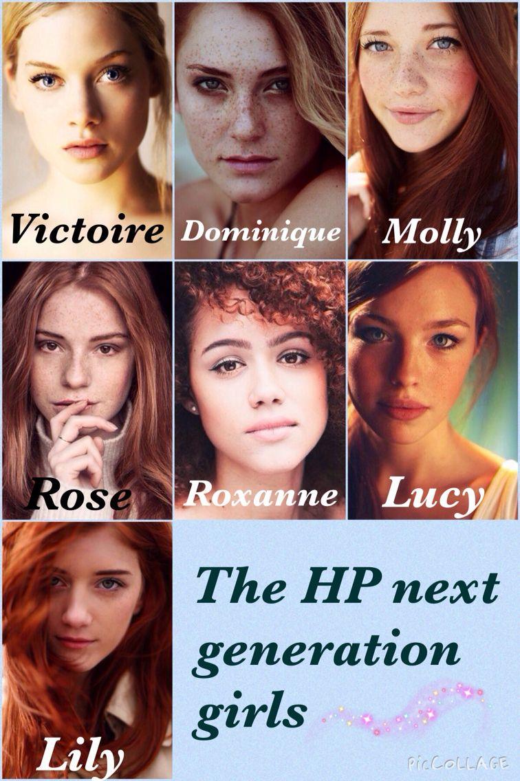 The Harry Potter Next Gen Girls Harry Potter Next Generation Harry Potter Facts Harry Potter Memes