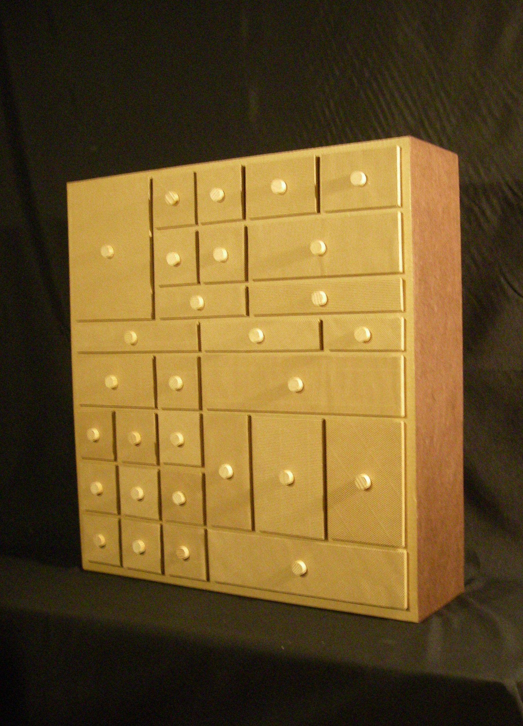 Meuble Pour Loisirs Créatifs rangement en carton pour loisirs créatifs www.mobilier