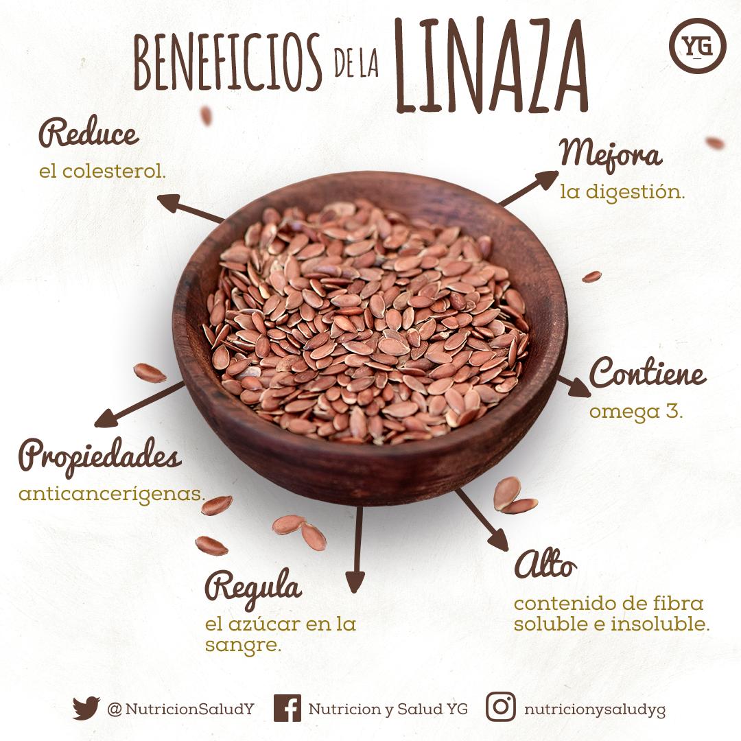 Como preparar la linaza en semilla para adelgazar