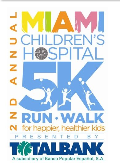 2nd annual miami children s hospital 5k run walk presented by