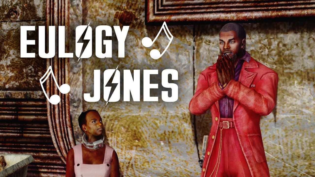 Eulogy Jones The Monster Of Paradise Falls Plus Meet The Slaves Paradise Falls Eulogy Jones