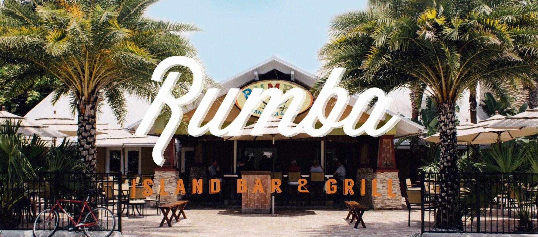 Rumba Island Bar & Grill FOOD Bar grill, Island bar