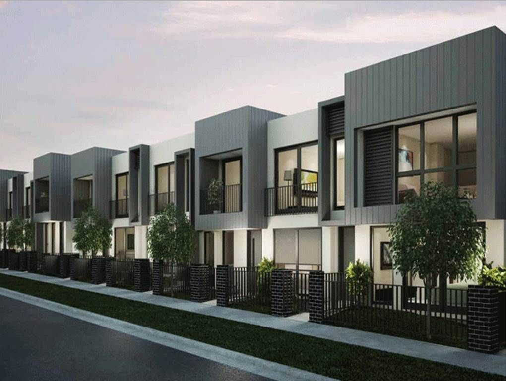 Resultado de imagen de modern townhouses kishor 39 s choce for Modern architecture house london