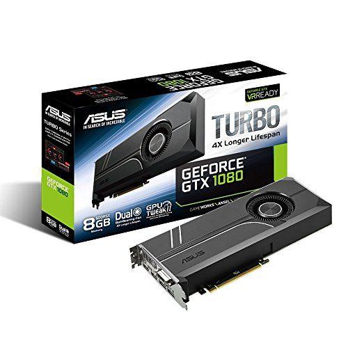 Asus Geforce Gtx 1080 8gb Turbo Graphic Card Turbo Gtx108