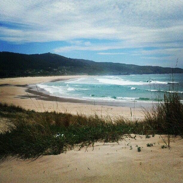 Praia de Doniños. (A Coruña). Galicia. Spain.