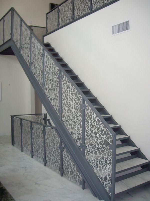 Wonderful 3 Form Eco Resin Stair Rail Panels By California Closets Of Las Vegas,