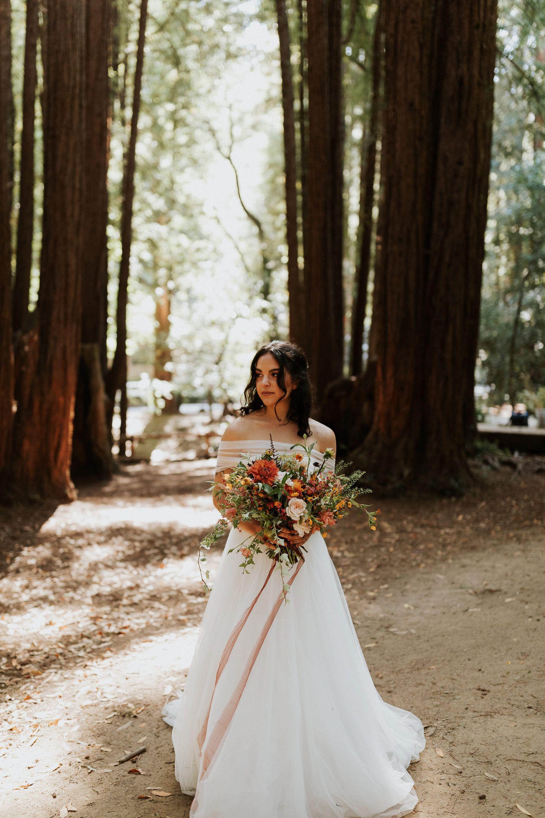 Jillian Gown From Bhldn Forest Wedding Dress Bhldn Bride Wedding [ 2738 x 1825 Pixel ]