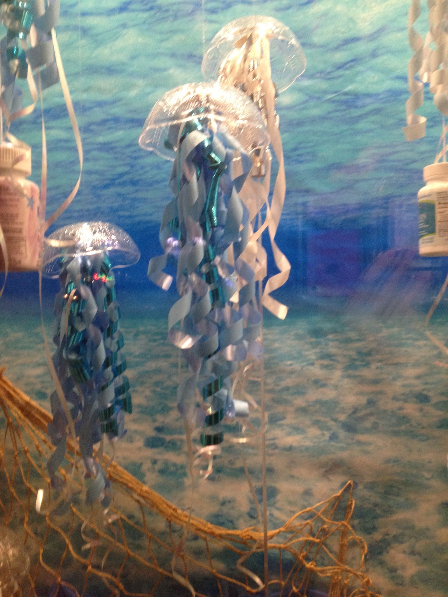 Cute Amp Simple Ocean Or Ariel Themed Party Decorations