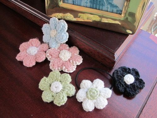 簡単♪花モチーフ(2枚あわせ)#73の作り方|編み物|編み物・手芸・ソーイング|ハンドメイドカテゴリ|ハンドメイド、手作り作品の作り方ならアトリエ