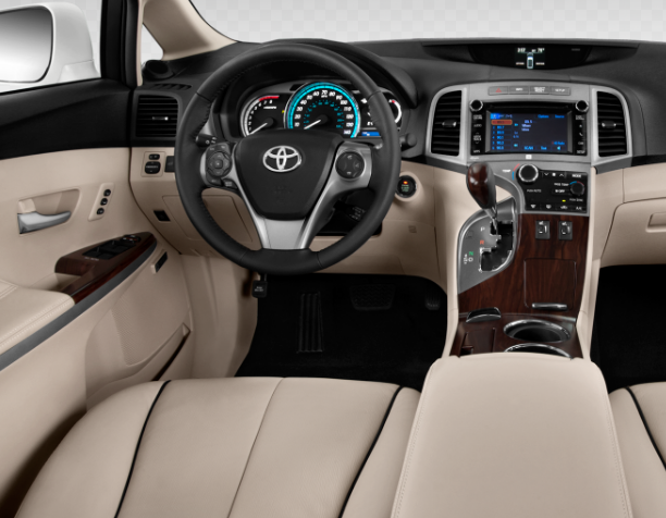 2018 Toyota Venza Interior Newautoreport Toyota Venza Toyota