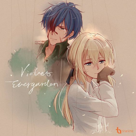 Image about anime in Violet Evergarden by Th3 Phant0m