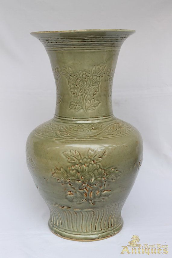 Antique Chinese Porcelain Vase Song Dynasty By Realrareantiques