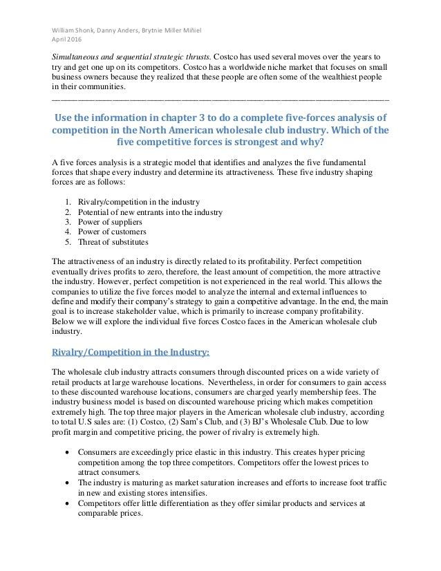 Costco Case Analysis Costco Pinterest Costco and Costco - case analysis template