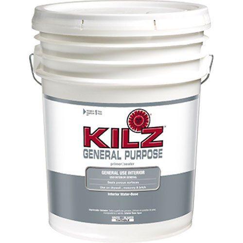 Masterchem Industries 57000 5 Gallon Gp Int Wb Primer Interior Primer Kilz Interior Paint Sprayer