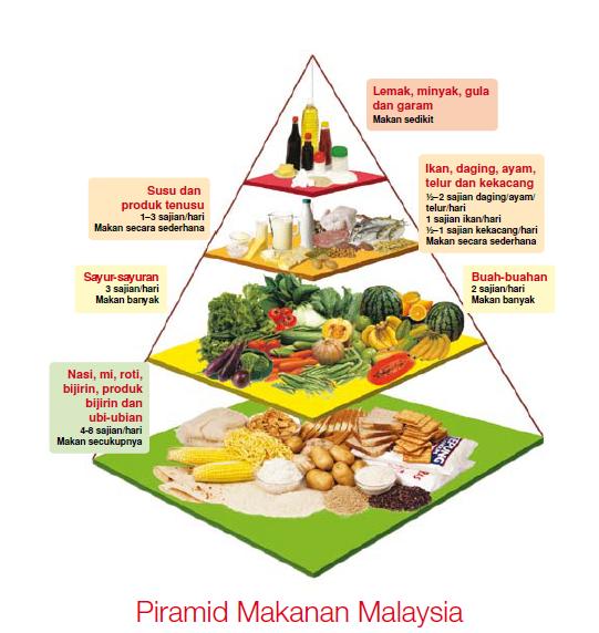 Piramid Makanan Malaysia Chicken and shrimp recipes