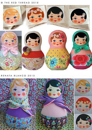Plágio - peças copiadas por designer brasileira de designer australiana! | Flickr - Photo Sharing!