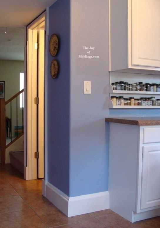 baseboard-110_before-after-pictures-kitchen | How to ...
