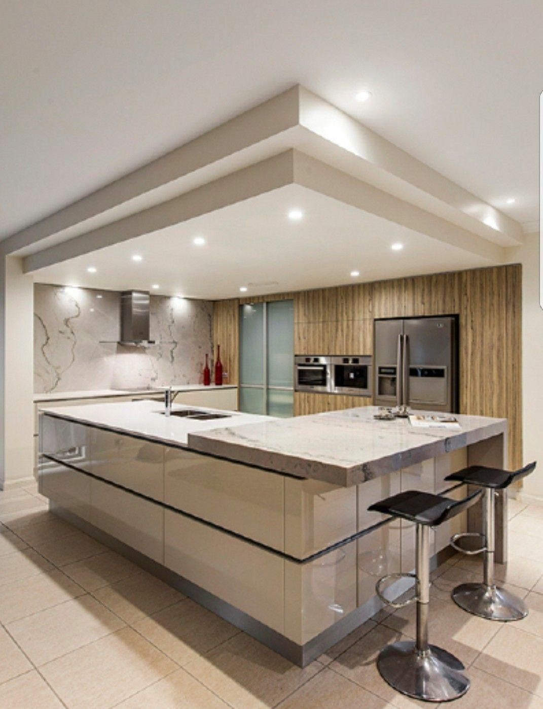Boja Kuhinje Kitchen Ceiling Design Modern Kitchen Design