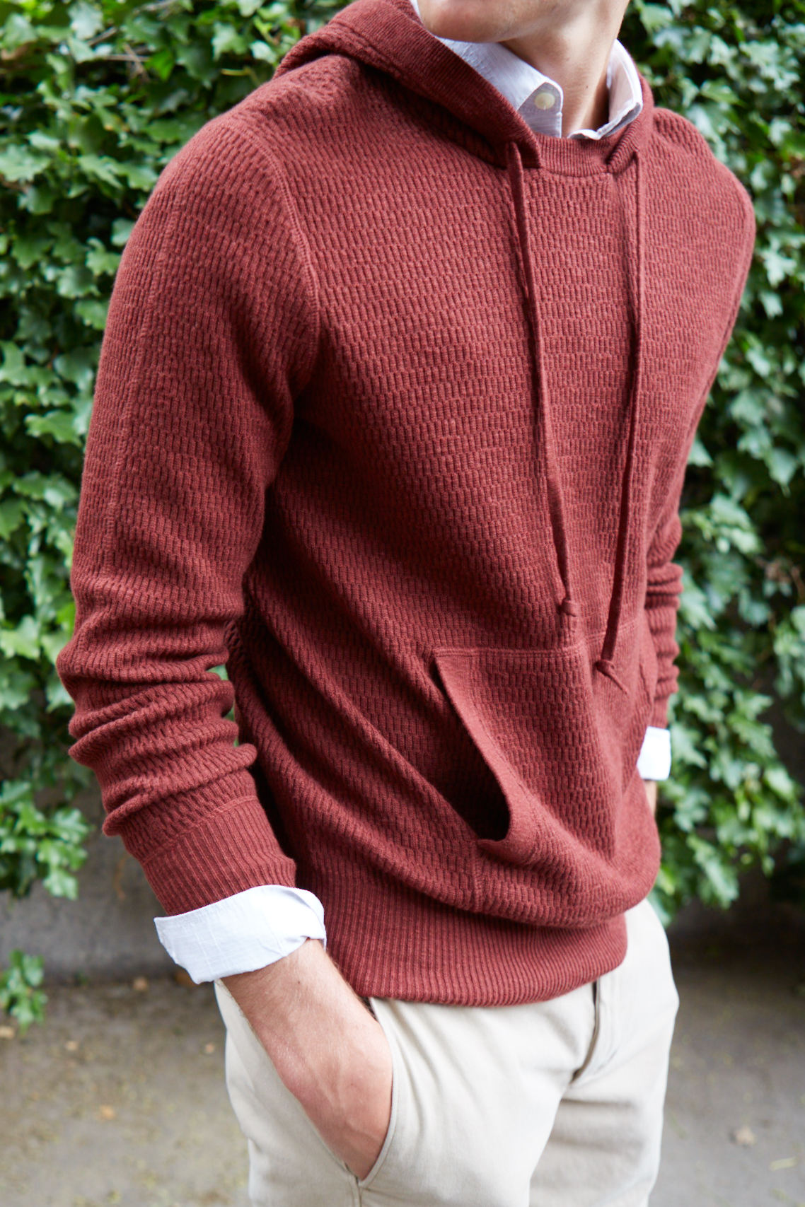 Found: the perfect lightweight hoodie | Men's Style | Pinterest ...