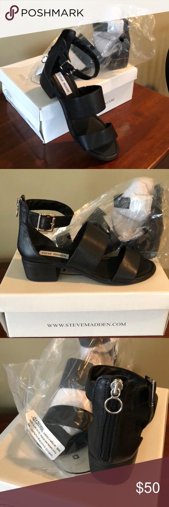 b907f196b00 Steve Madden women's Daly Dress Sandal Size: 8 in 2019   Poshmark ...