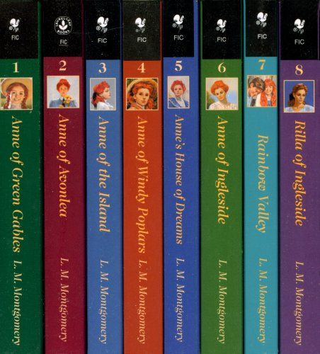 Image result for anne of green gables books collection photos