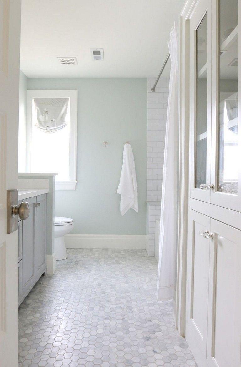 57 Amazing Small Master Bathroom Tile Makeover Design Ideas Bathroom Tile Designs Small Master Bathroom Bathroom Design Decor