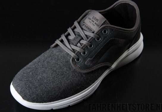 Vans Vans M ISO 2 Schoenen Wool Pewter White V184I4W