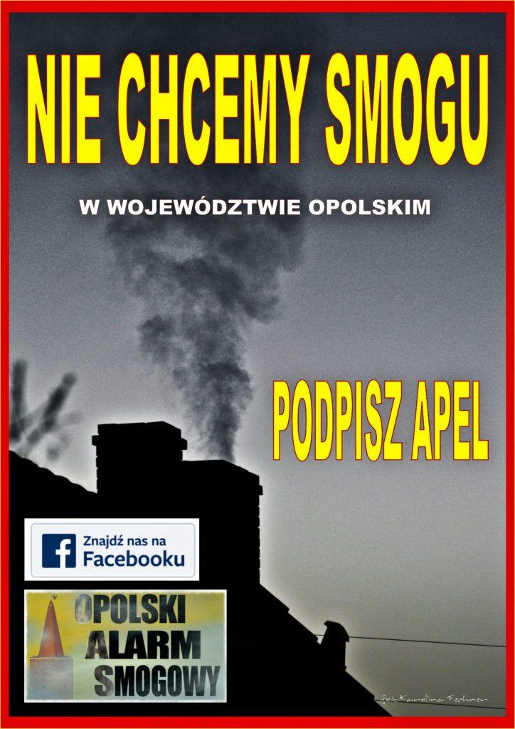 Nie chcemy smogu - ZATRZYMANY CZAS