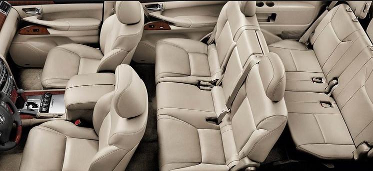 High Quality 2018 Lexus LX 570 Interior