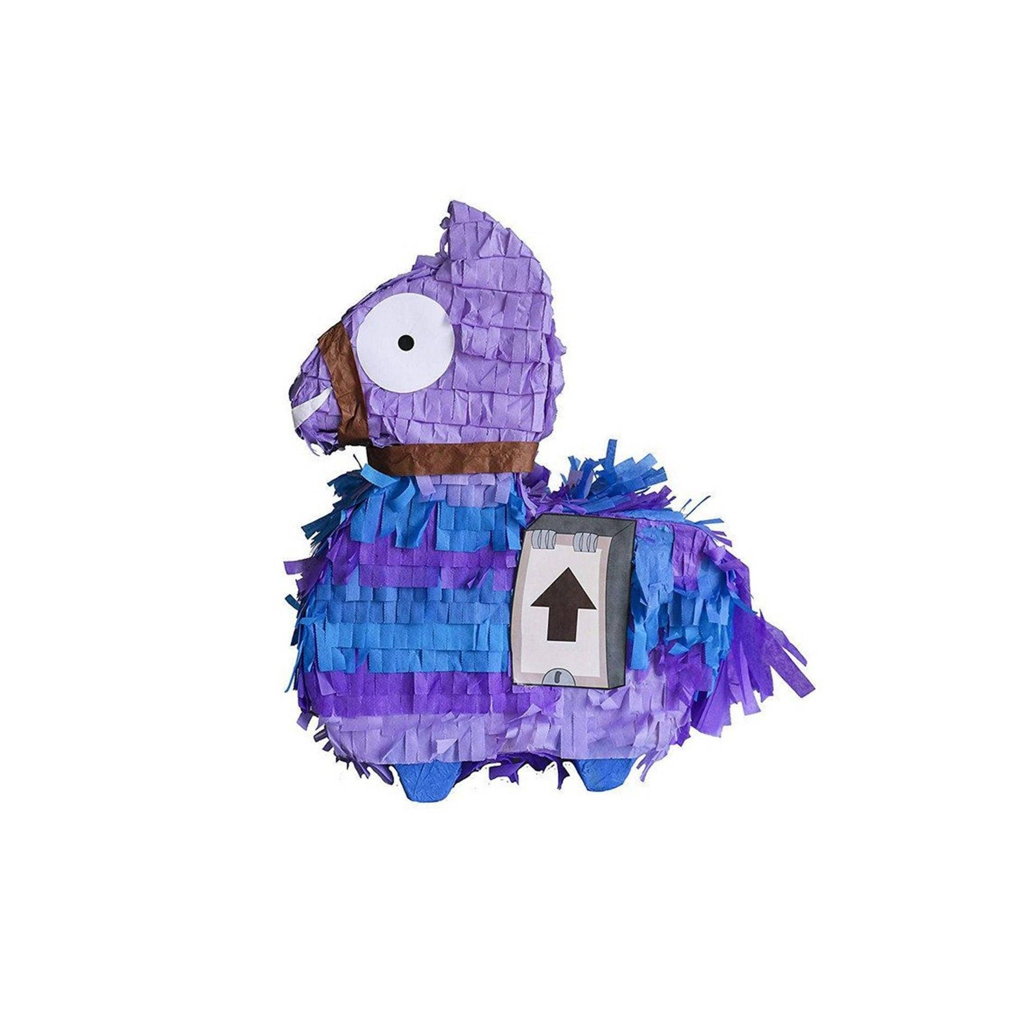 Photo of Llama Pinata Purple, party decorations and accessories