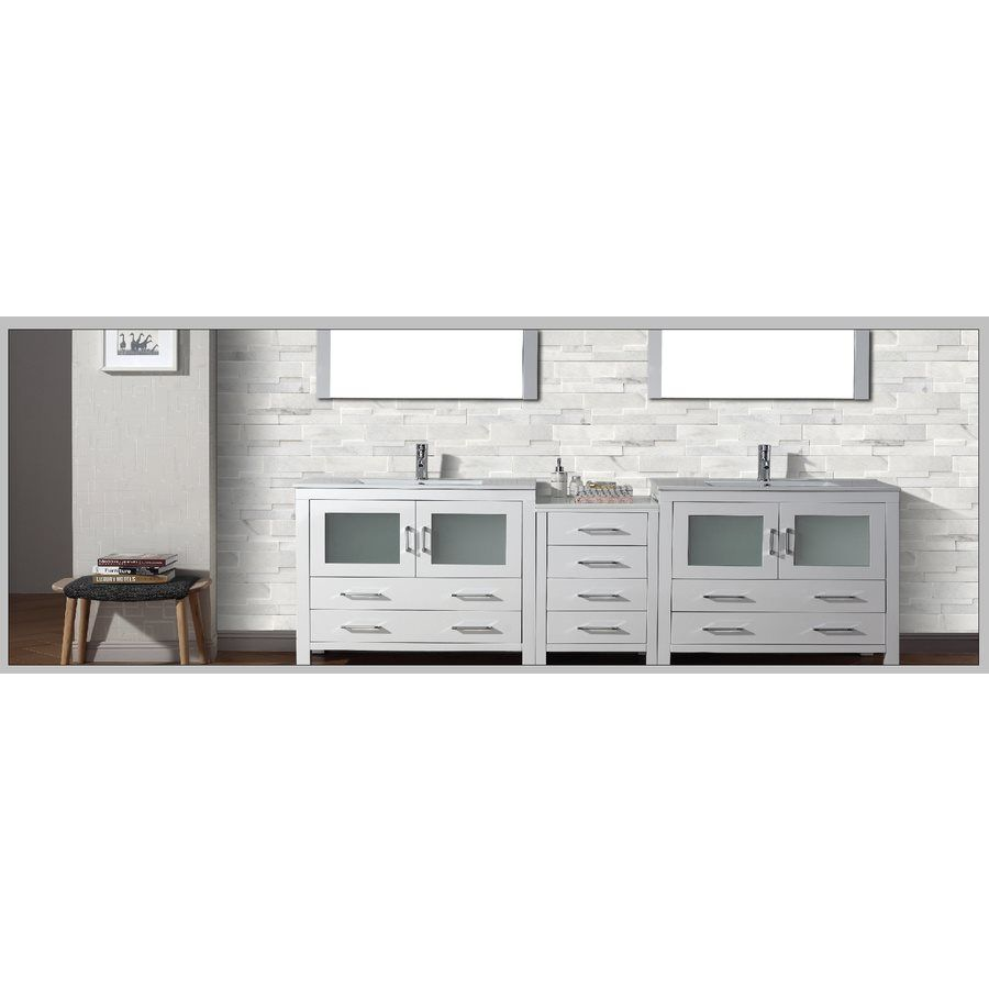 Shop Avenzo X Espace Carrera Marble White Linear Mosaic Wall Tile At Lowes Canada Find Our Selection Of Backsplashes The Lowest Price