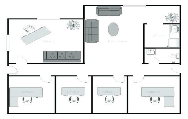 Office Floor Plan Ideas Office Floor Plan Simple Floor Plans Medical Office Design