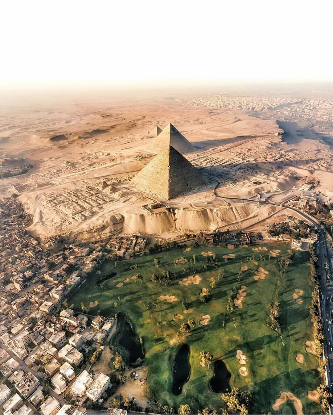 Travel Vacation Nature V Instagram When Human Creation Meets Nature Which Is Your Favourite View Of Egypt 1 Pyramids Of Giza Great Pyramid Of Giza Egypt