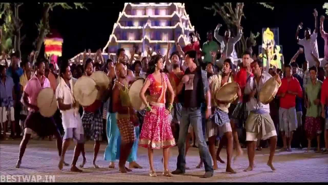 one two three four full song chennai express hd | hindi music and