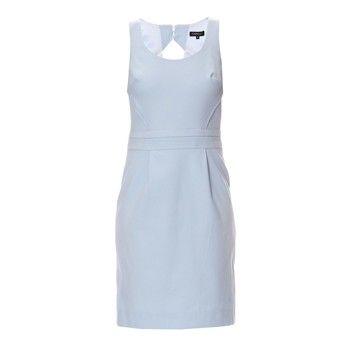 Robe - bleu clair - Caroll - Ref  1582403   Brandalley   Tenue chic ... 40b5860b63d
