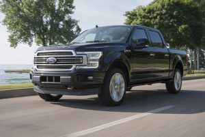 2019 Ford F 150 Limited Rated At 450 Horsepower And 510 Lb Ft