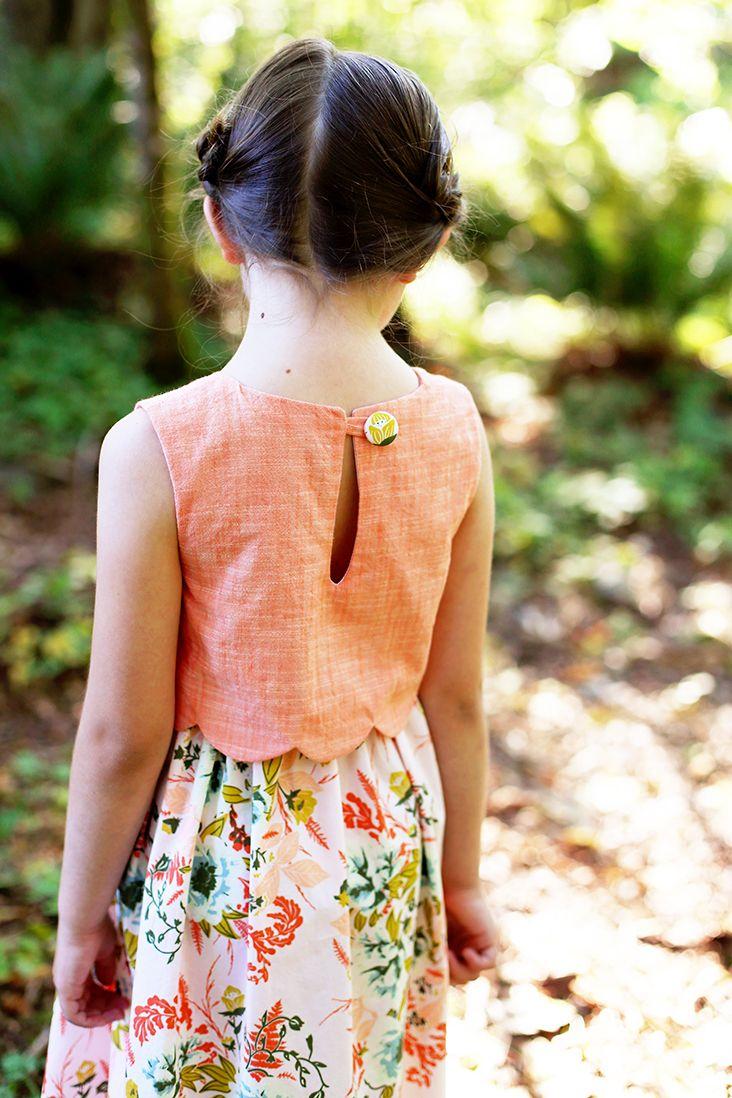 Sullivan Dress PDF Pattern by Sew Much Ado