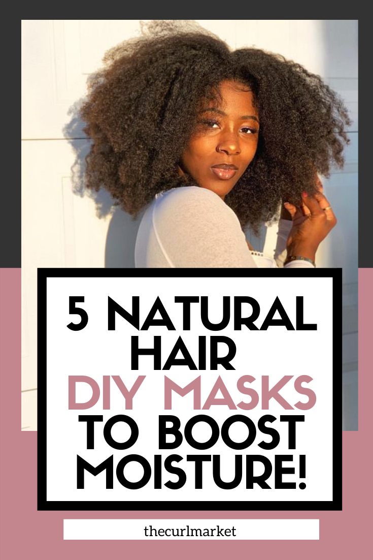 The Best Natural Hair DIY Masks