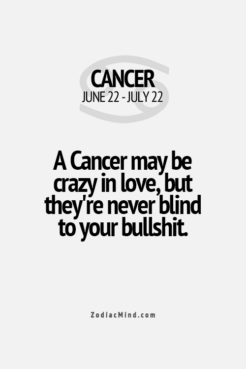 cancer man horoscope quotes