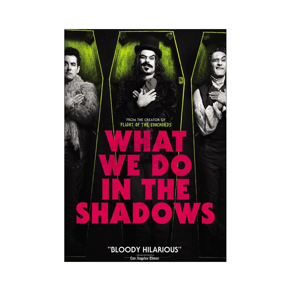 What We Do in the Shadows (dvd_video) Jemaine clement