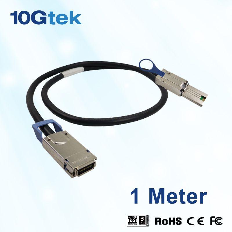 CX4/4X Gigabit Ethernet Cable 1 Meter CAB-CX4/8088-P1M-28