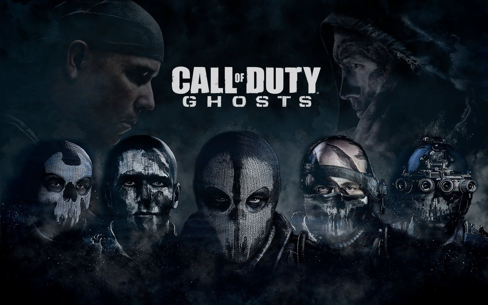 Cod Ghosts Extinction Logo Computer Wallpapers Desktop Call Of Duty Call Of Duty Ghosts Call Of Duty Black