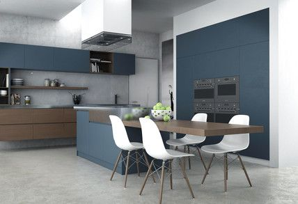 DESIGNS OF LEADING RUSSIAN ARCHITECTS › News › Kitchen | LEICHT – Modern kitchen design for contemporary living