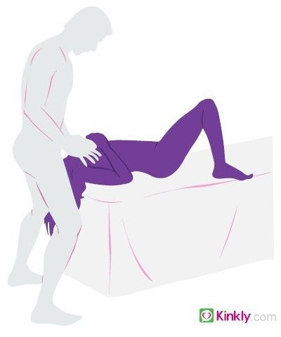 Sex position for oral sex